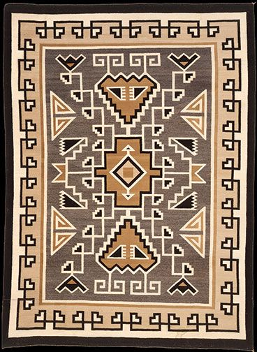 native american rugs santa fe and blankets ebay