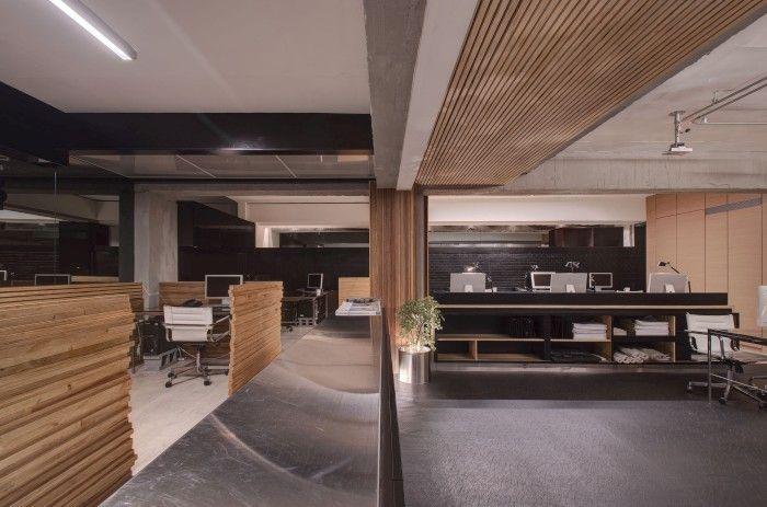 TBDC – Taipei Base Design Center Office / TBDC #workspace