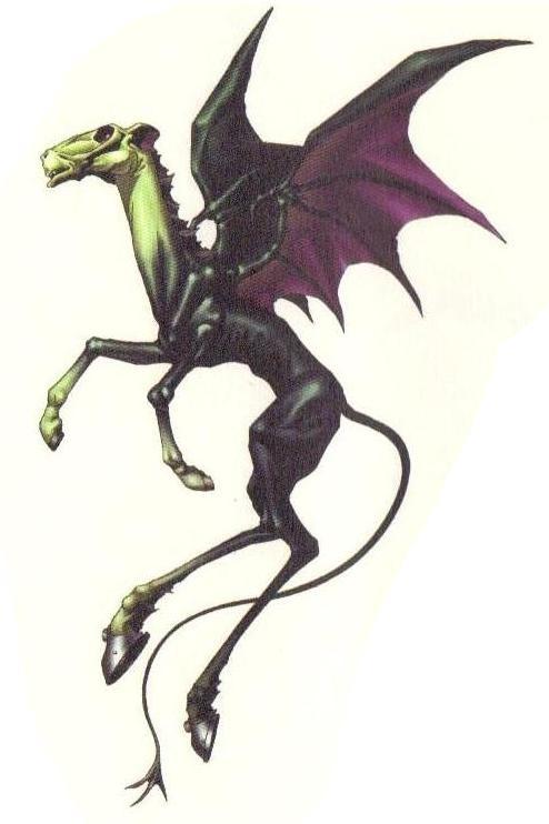 Jersey Devil. pretty sick looking