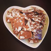 Cacao Coconut Lime Shards