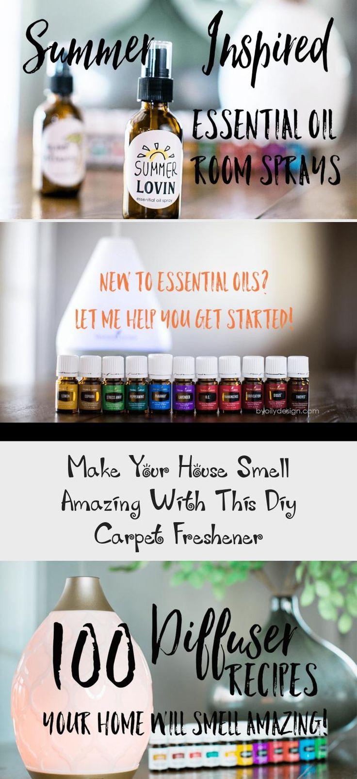 Diy Carpet Refresher