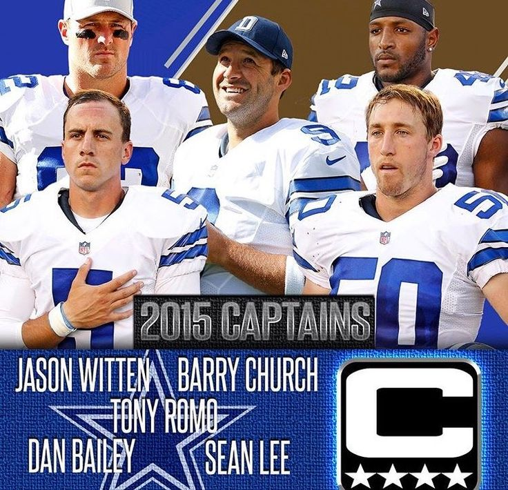 Cowboys Players Elect Team Captains