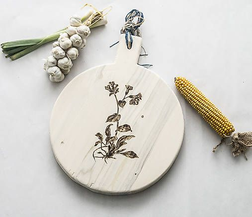 DIY handmade ChopperArt natural kitchen  ChopperArt / Drevený lopár - pľúcnik