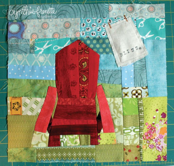 Block for the Pastiche Bee