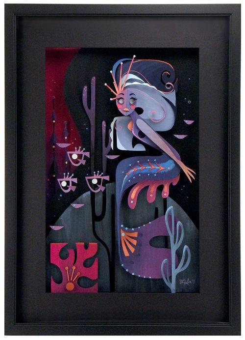 Sirena, Brittney Lee