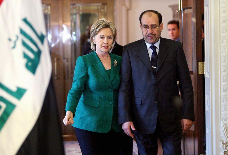 Nouri al-Maliki Iraqi Prime Minister Nouri al-
