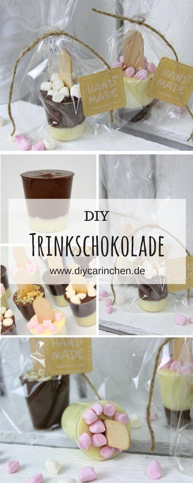 DIY Trinkschokolade am Stiel ganz einfach selber machen ...
