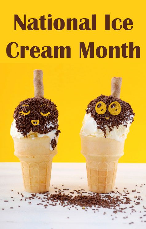 Ever Heard of National Ice Cream Month? How to Market with Holidays