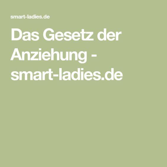 Das Gesetz der Anziehung - smart-ladies.de