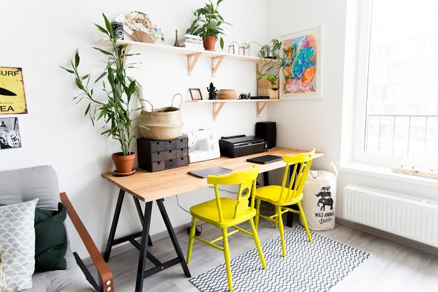 life on curry: #hometour: workspace