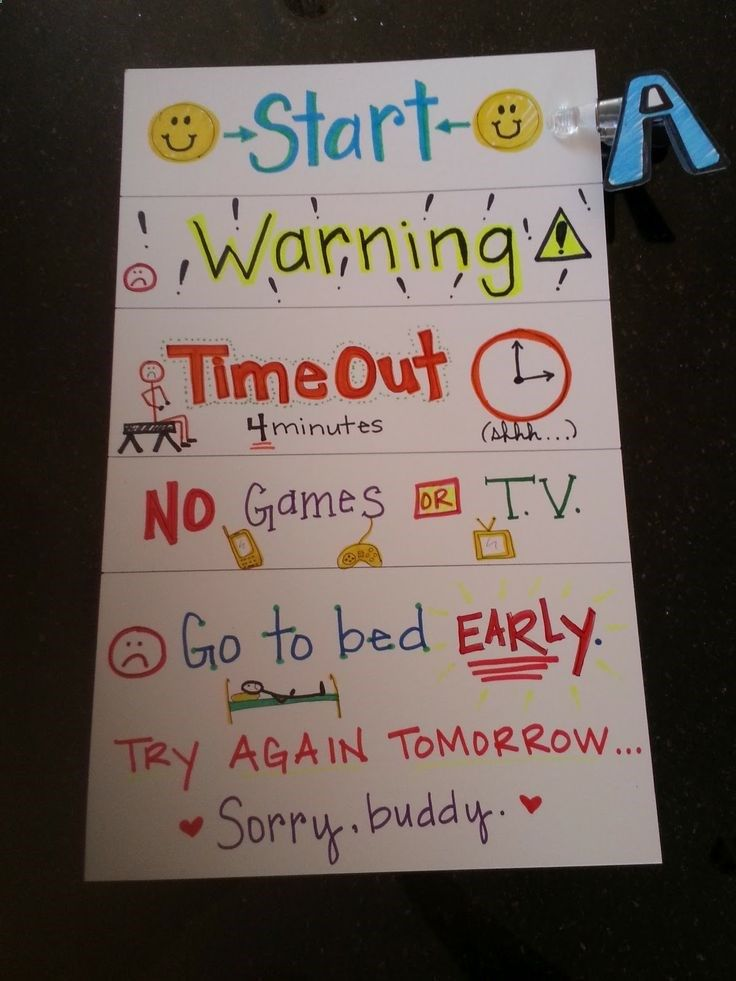 stop yelling and start making them responsible, may try this for the summer months and see how it works