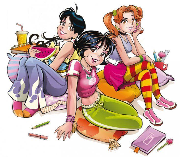 TMJ Meninas
