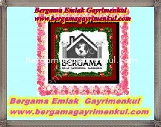 İzmir bergama zafer mah.öğretmen evi çivarı satılık merkezi sistem kaloriferli 0 arka çephe kat dubleks daire 3/1 3+1 125 m2