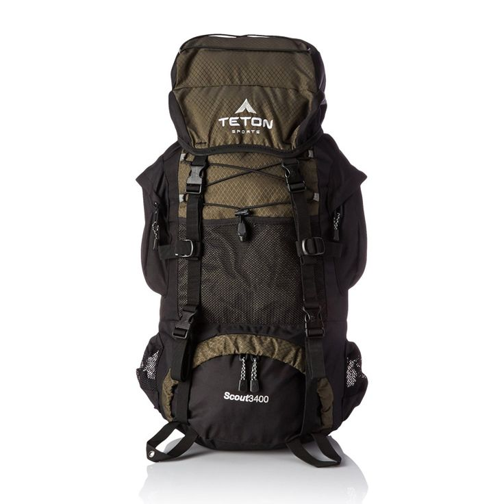 TETON Sports Scout3400 Internal Frame Backpack