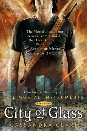City of Glass (Mortal Instruments, The) - http://www.gottaread.com/books-for-teens/city-of-glass-mortal-instruments-the/