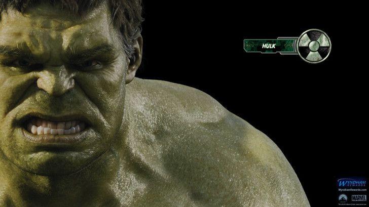 hulk wallpaper : Hulk The Avenger