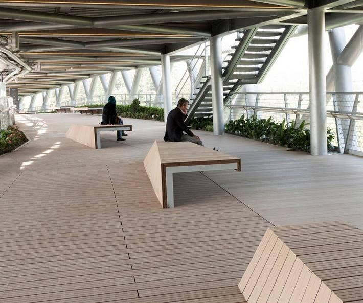 Kajen Public Bench By Swedish Designer Thomas Bernstrand: 17 Best Images About Urban Furniture/Bench/Seating On