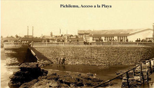 Playa Principal, Pichilemu 1900