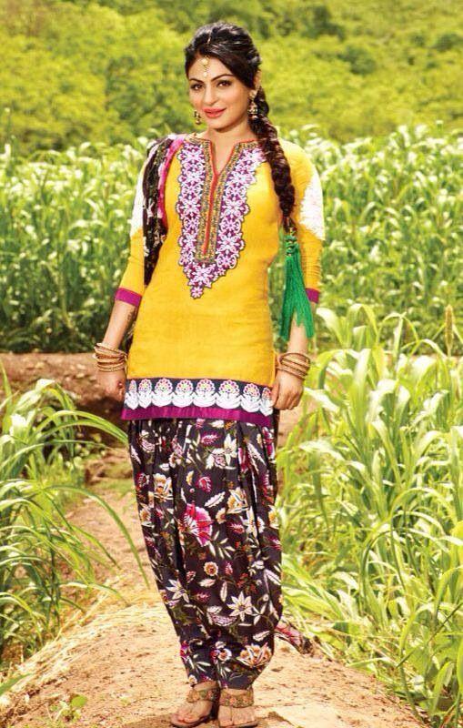Neeru Bajwa punjabi suits