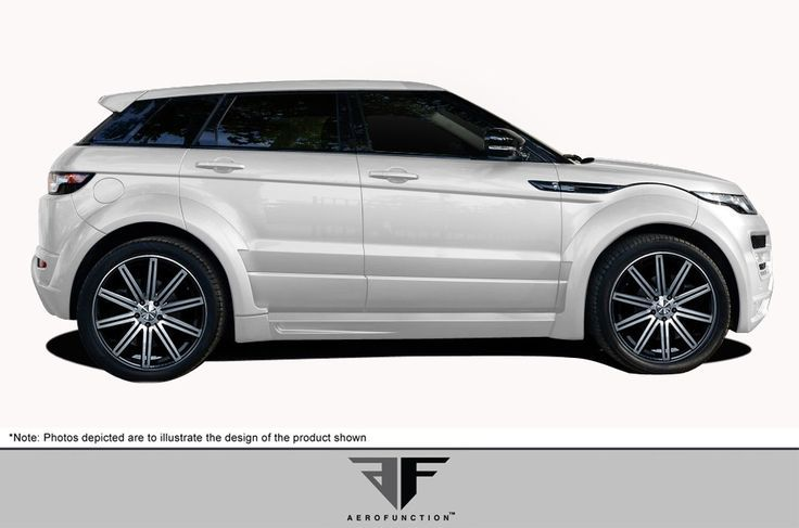 Nice Land Rover 2017: 2012-2015 Land Rover Range Rover Evoque AF-1 Side Skirts ( GFK ) - 2 Piece... Check more at http://24cars.top/2017/land-rover-2017-2012-2015-land-rover-range-rover-evoque-af-1-side-skirts-gfk-2-piece/