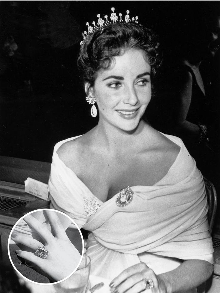 10 Most Famous Engagement Rings in History | TheKnot.com