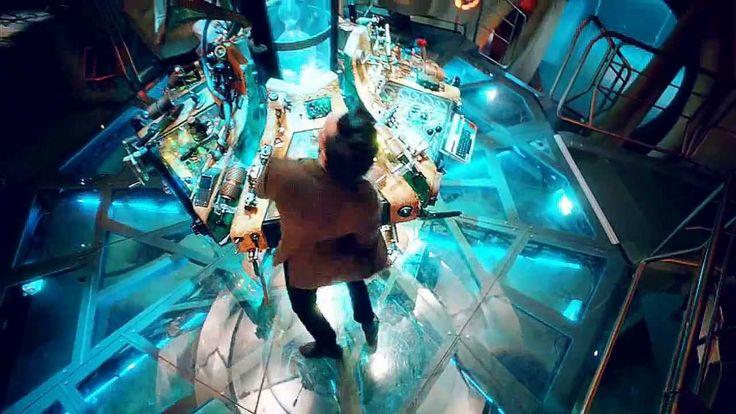 Run, boy, run    Doctor Who