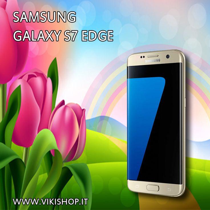 Samsung s7 Edge Oro 32gb in offerta a soli 469€ Acquista Ora: https://goo.gl/AvLjTj  #samsungs7 #samsungs7edge #s7edge #s7edgeitalia #s7edgeprezzo #s7edgenero #s7edgescontato #promozione #natale #natale2017 #spedizionegratis