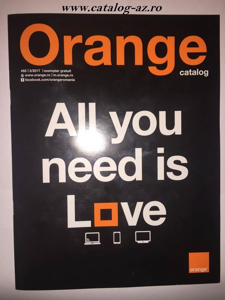 Catalog Orange All you need is Love Oferte de Toamna 2017! Oferte: HTC Desire 650 pret standard 159 euro sau 45 euro cu abonamentul Orange Me 15