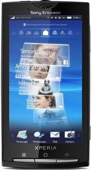Sony-Xperia X10
