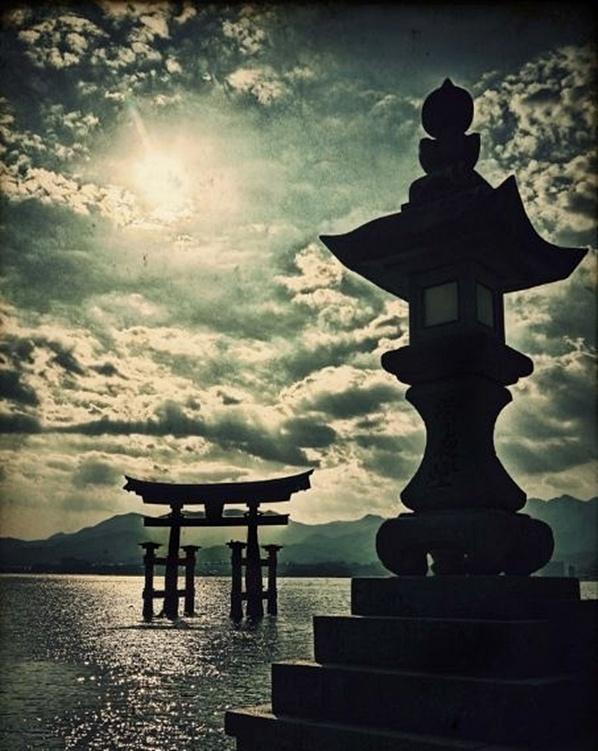 Itsukushima Shrine - Japan