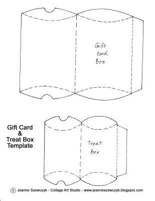 Pin By Heavenly Creations Llc On Box Template Pinterest Box