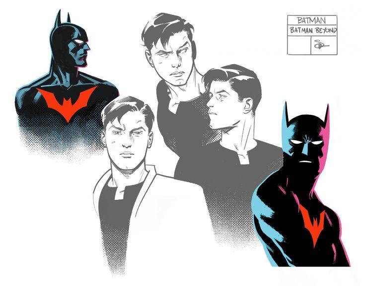 картинка бэтмен разбрасывает конфетти эти две