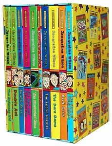 Jacqueline Wilson books... loved these