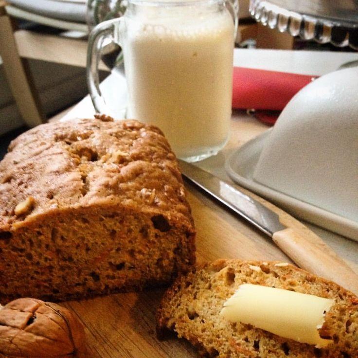 Joy House Productions — Early morning #bakeoff- #carrot & #walnut #cake &...