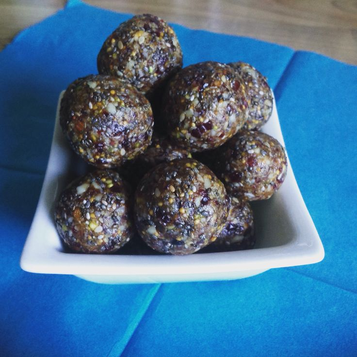 Raw superfood Balls