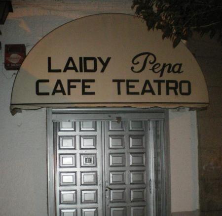 LAIDY PEPA, para las noches divertidas |Garitos de Madrid. Tapas, bares, restaurantes y discos.