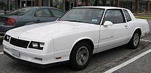 Chevrolet Monte Carlo - Wikipedia, the free encyclopedia