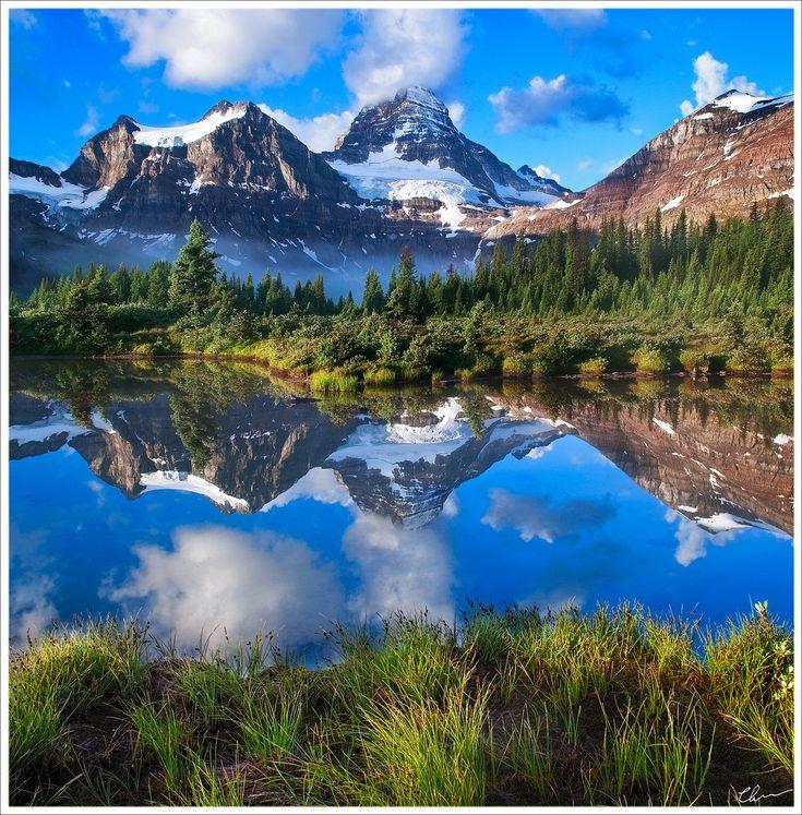 Mount Assiniboine, British Columbia, Canada