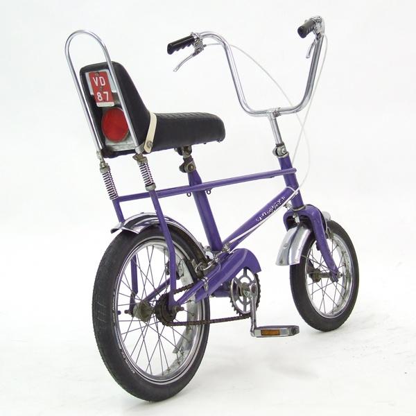 """Das""""Bonanza""""-Bike, hier """"un-gepimpt"""":-D  Und plötzlich fühltest Du Dich wie ein Easy Rider, und in deinem Kopf lief der Song """"Born to be wild""""!"""