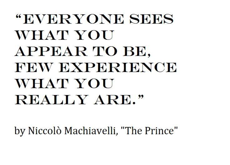 Niccolo Machiavelli born