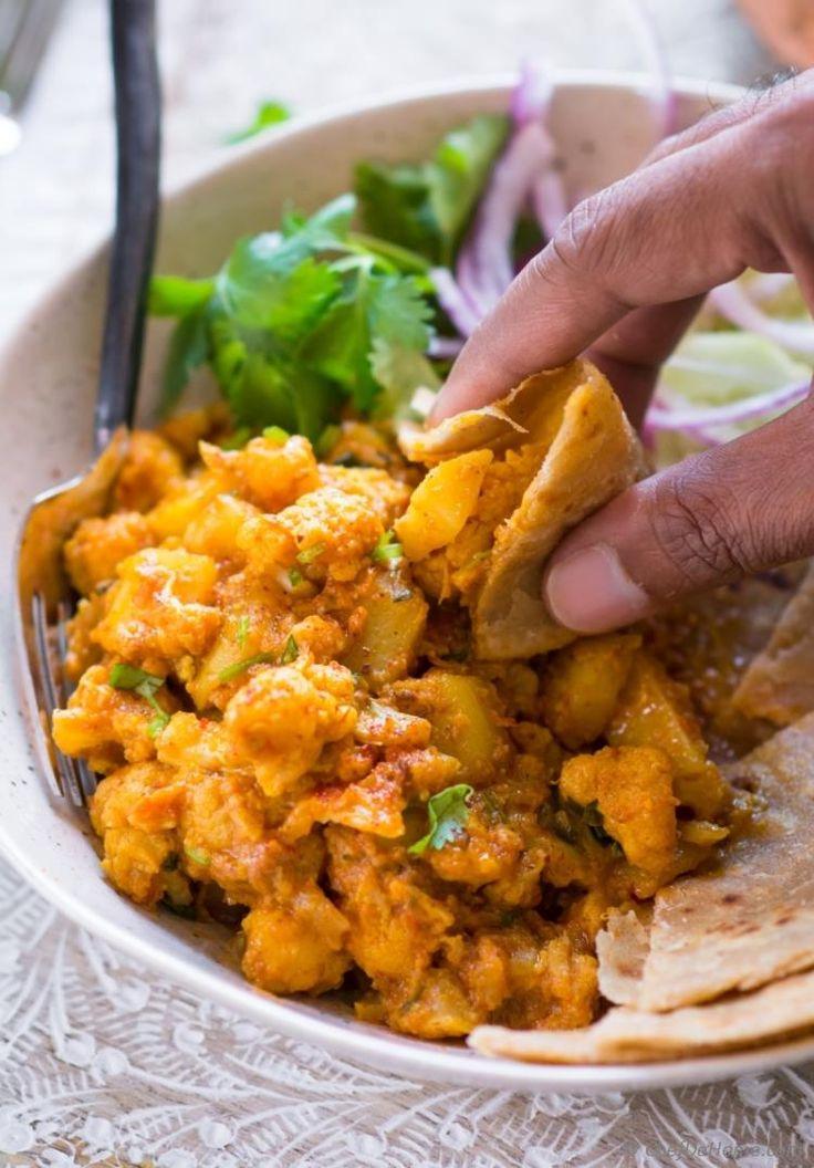 Aloo Gobi Recipe | chefdehome.com