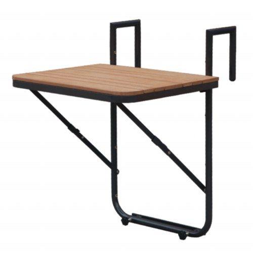 Folding Balcony Table 20x24