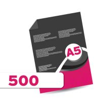Cheap A5 Leaflets Printing - Our A5 #leaflet printing services are of top notch quality and with cheap A5 flyers you can easily create an impression among the target audience.