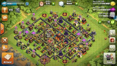 clash of clans how to get barbarian king