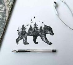 Papel, caneta e muito talento nas ilustrações de Alfred Basha Snap: maycongomes94