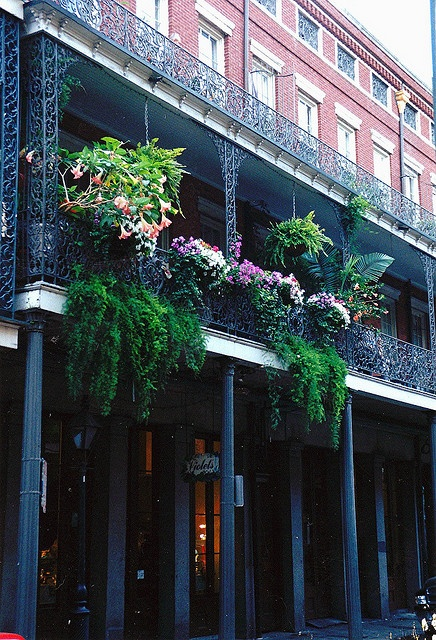 Chartres St., New Orleans