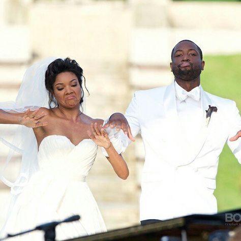Gabrielle Union and Dwayne Wade wedding video - trailer