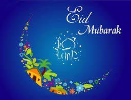 Eid al-Fitr Mubarak to all my family and friends! كل عام وانتم بخير بمناسبة حلول عيد الفطر مبارك اقدم لكم اخلص التهاني وتبريكات اعاده الله بالخير والبركة