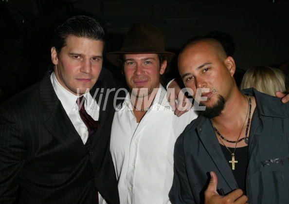 David Boreanaz Christian Kane and...