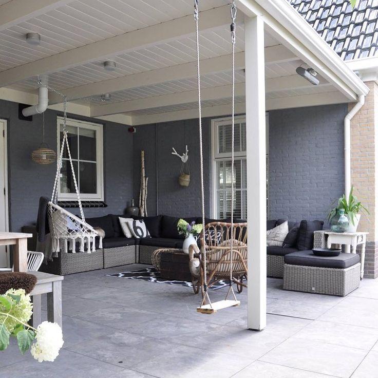 die besten 25 veranda ideen auf pinterest veranda veranda umgestalten und veranda umgestaltung. Black Bedroom Furniture Sets. Home Design Ideas